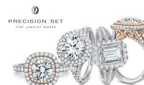 precision set rings engagement rings wedding bands williams jewelers englewood