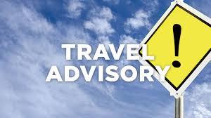 Travel warnings dream trip world