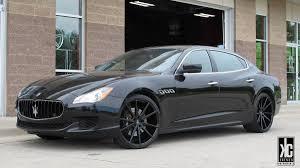 maserati quattroporte 2017 black maserati quattroporte u2013 lemans u2013 giovanna luxury wheels