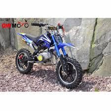 kids motocross bikes sale qwmoto ce dirt bike type blue 49cc 50cc mini kids motocross bike for