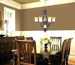 how high to hang chandelier over dining table dining room chandelier height chandelier height above table dining