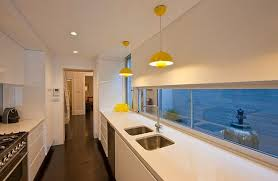 modern galley kitchen ideas best small galley kitchen designs awesome house