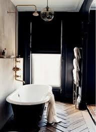 Bathroom In Black 49 Best New York Bathrooms Images On Pinterest Devon Devon