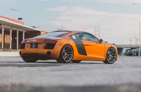 Audi R8 Back - pacific german audi r8 v8 500hp supercharger conversion photo