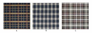 check vs plaid tartan vs plaid vs check greenhouse fabrics