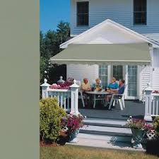 How Much Are Sunsetter Awnings Sunsetter Awning Color Choices Http Mvpfenceco Com Sunsetter