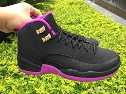 womens purple boots size 12 hyper violet 2016 air retro 12 basketball shoes air retro