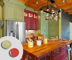 12 kitchen cabinet color combos that really cook kitchen photos
