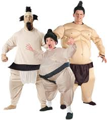 Sumo Wrestling Halloween Costumes Funny Sports Costumes Funny Halloween Costumes Brandsonsale