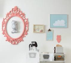 cadre photo chambre bébé deco mural chambre bebe 4 d233co murale avec un cadre baroque