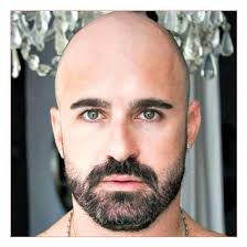 haircuts styles men and bald guys with beards 1 u2013 all in men