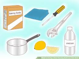 clogged bathroom sink baking soda vinegar 5 simple ways to unclog a bathroom sink wikihow