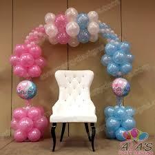 reveal baby shower gender reveal balloon arch baby shower gender