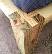 custom interlocking bed frame on behance