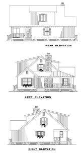 Elevation Floor Plan House Plan 62120 At Familyhomeplans Com