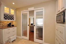 kitchen with glass doors sliding pantry doors ideas u2013 home furniture ideas