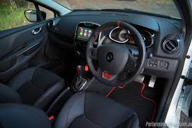 renault van interior renault clio r s 220 trophy review video performancedrive