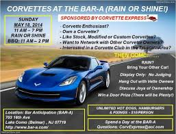 tri lakes corvette corvettes bar a belmar nj bbq corvetteforum chevrolet