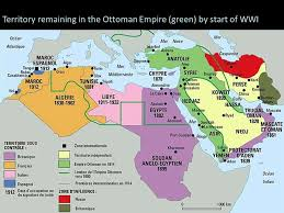 Present Day Ottoman Empire The Ottoman Empire And The Interwar Period Ppt