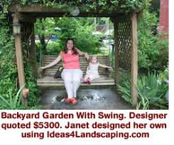 Ideas For Backyard Landscaping ø 7250 Landscaping Ideas Landscape Designs Backyard