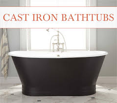 Acrylic Bathtubs Vs Cast Iron Bathtubs Bathroom Heat L Fixtures