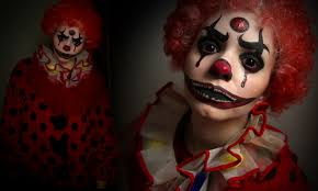 How To Do Clown Makeup For Halloween Total Creep Factor Clowns Dolls And Dummies For Halloween