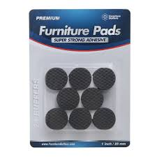 non slip furniture pads floor protectors with sticky adhesive