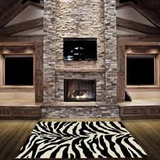 Genuine Zebra Rug Animal Rugs U0026 Area Rugs For Less Overstock Com