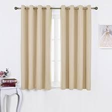 Insulated Curtains Amazon Amazon Com Nicetown Bedroom Curtains Room Darkening Draperies