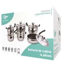 batterie de cuisine pradel vente privée batterie de cuisine 12 pièces pradel privilège