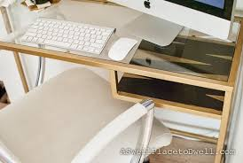 Ikea Laptop Desks Vittsjö Laptop Table White Glass Diy Stuff Pinterest Ikea