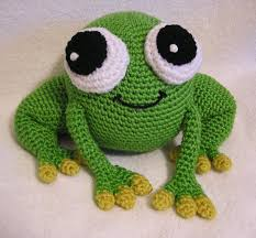 frances the adorable frog free pattern crazy cool crochet love