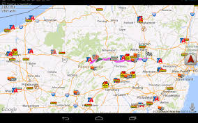 Google Maps Washington State by Truck Gps Route Navigation Android Apps On Google Play