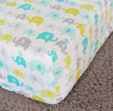 teal crib bedding set new 7 pcs baby bedding set baby crib bedding sets elephant cartoon