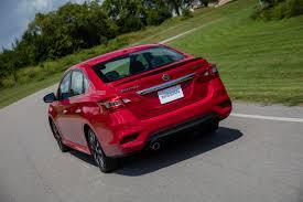 nissan sentra apple carplay nissan u0027s new sentra sr turbo is the sports sedan you can actually
