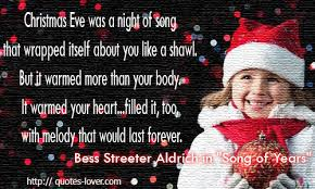 christmas eve quotes like success