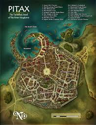 Mapping The World With Art by Http Paizo Com Image Content Pathfinderchronicles Pzo9205
