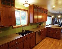 45 amazing craftsman style kitchen design ideas
