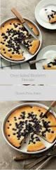 Blueberry Pancake Recipe Baked Blueberry Pancake Gluten Free Paleo Gourmande In The