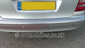 mercedes installation photos parking sensors car kits fitted