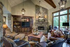 French Country Family Rooms Family Room Projects To Try - Tuscan style family room