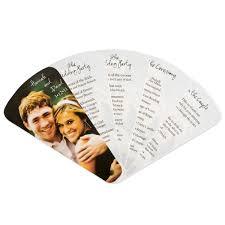 fan style wedding programs fan 1 pinnovation steel rule die accucut craft graphic