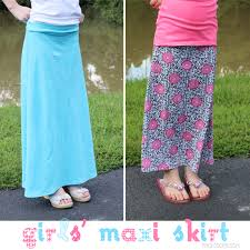 pattern for simple long skirt skirts to the max maxi skirt pattern for girls the real thing