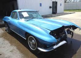 corvette junkyard california 1967 corvette sting for sale 14 900