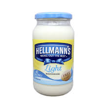 hellmans light mayo nutrition hellmann s light mayonnaise 400g supermercado costablanca sl