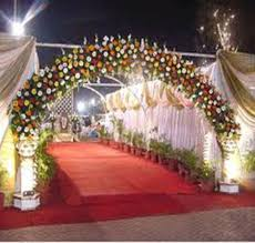 marriage decoration marriage decoration in dharamsala gaggal by trigart flower