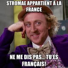 Stromae Meme - stromae appartient 罌 la france ne me dis pas tu es fran罘ais