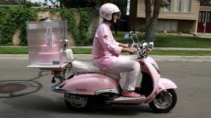 cake delivery wedding cake delivery on a scooter on vimeo