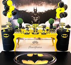 batman party ideas kara s party ideas black and yellow batman birthday party kara s