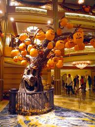 halloween pumpkin light halloween on the high seas u0027 makes disney dream a scream with extra